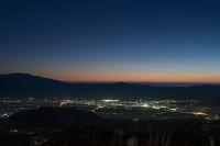 経ヶ岳登山口展望台