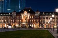 東京駅・丸の内駅前広場