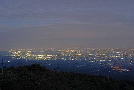 夜景100選「大パノラマ夜景展望台」