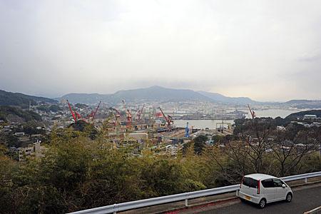 赤崎台第二公園の夜景