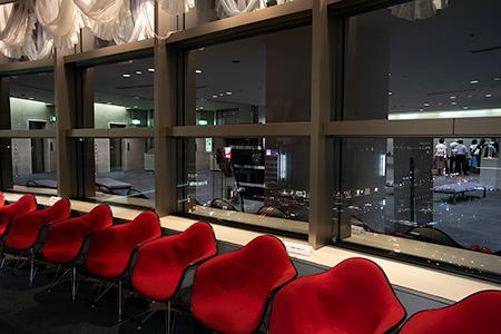 静岡音楽館 AOIの夜景