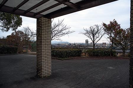 あらかし公園の夜景
