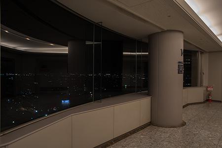 アーバンプレイスの夜景