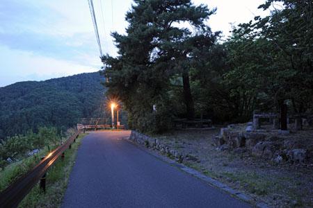 旭山の夜景