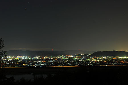 愛宕神社麓