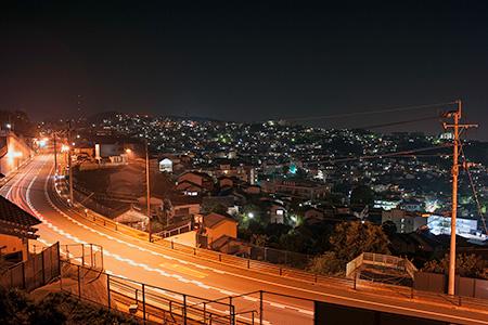 愛宕の夜景