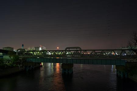 千鳥橋の夜景