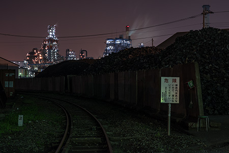 千鳥町の夜景