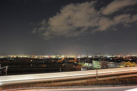 フォレオ大津一里山 新幹線展望テラス
