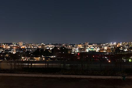 不動橋の夜景