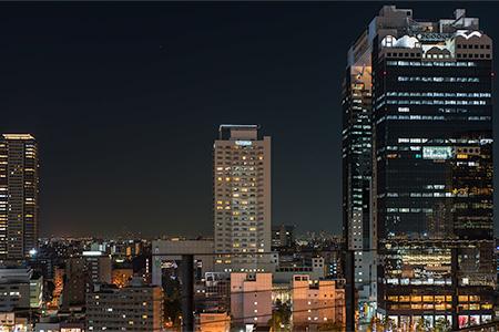グランフロント大阪 南館テラスガーデン