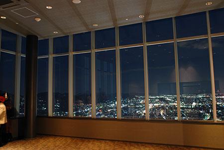 岐阜シティ・タワー43の夜景