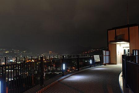 グラバースカイロードの夜景