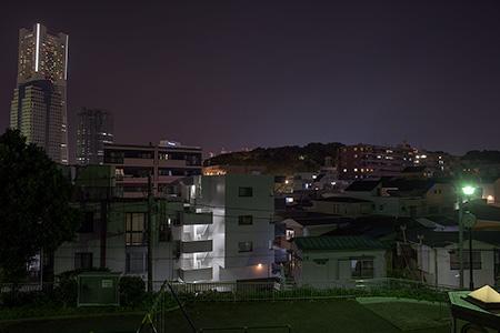 御所山公園の夜景