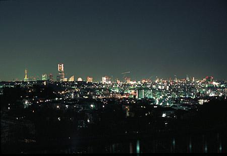 弘明寺公園展望台
