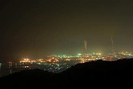 コバルトライン 萩の平展望台