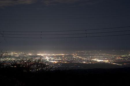 八方台の夜景