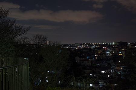 平戸みはらし公園の夜景