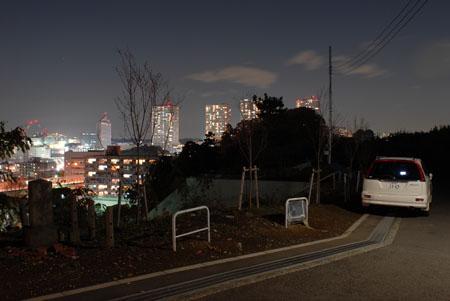 平戸の夜景