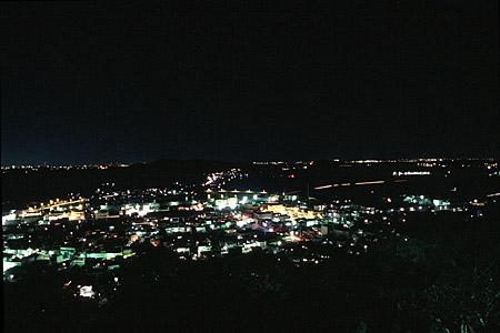 細江公園の夜景