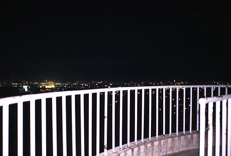 一ノ谷公園の夜景