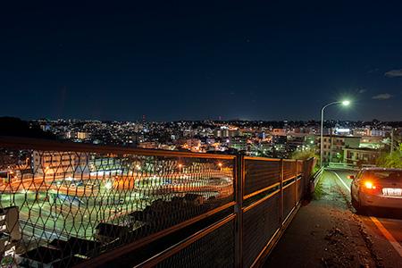 稲荷坂の夜景