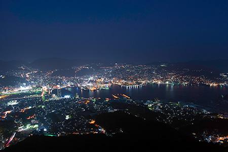 長崎市の夜景 | デート&夜景撮影...