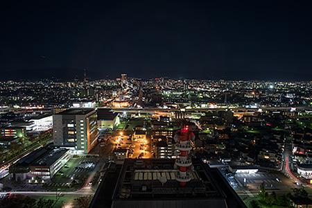 石川県庁 展望ロビー
