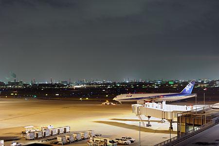 伊丹空港 展望デッキ「ラ・ソーラ」