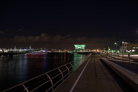 開港の丘の夜景