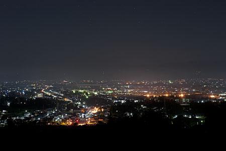 金谷山展望台