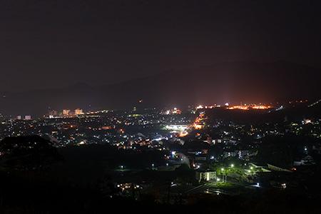 鉄輪の夜景
