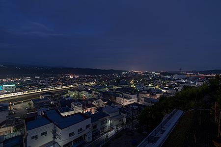 観音山公園(韮崎観音)
