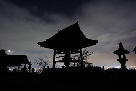 神呪寺の夜景