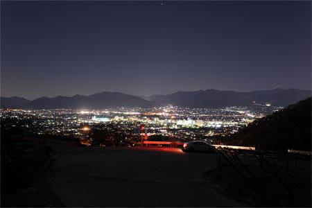 春日居町鎮目の夜景