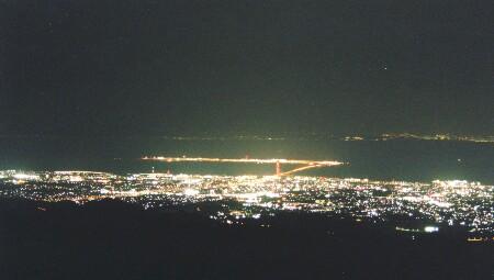 葛城山展望台