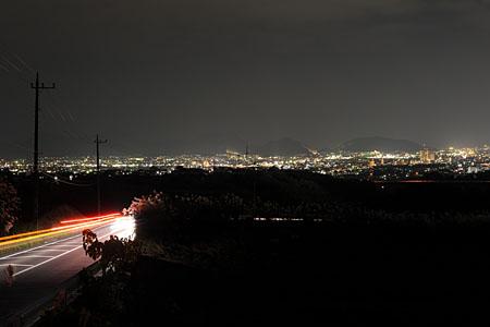 川原ヶ谷の夜景