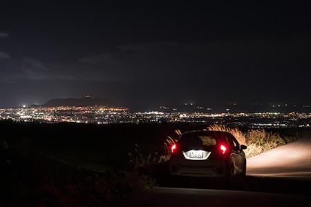 桔梗町の夜景