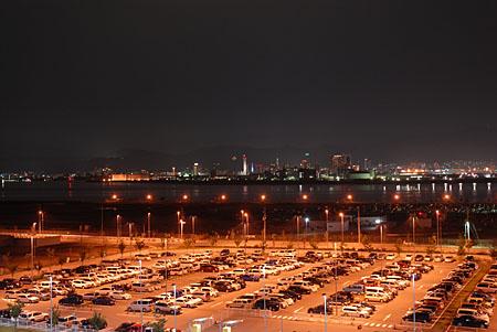 神戸空港 屋上デッキ