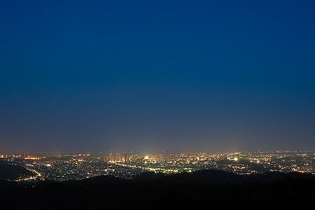 金刀比羅宮の夜景