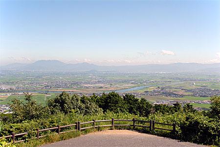 高良山の夜景