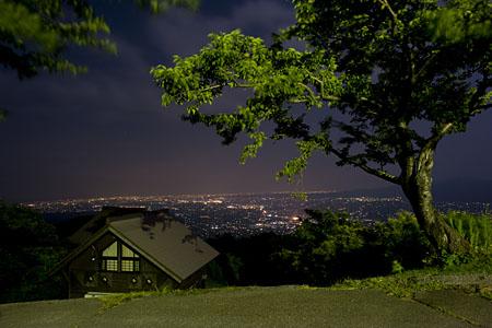 国見平の夜景