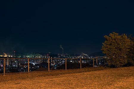 牧山展望公園の夜景