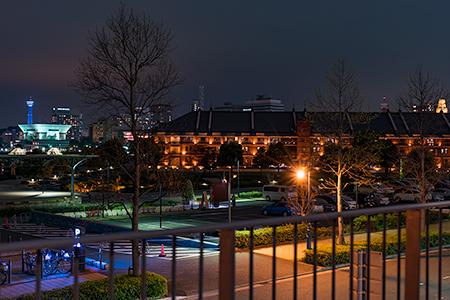 マリン アンド ウォーク ヨコハマの夜景