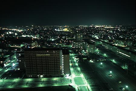 マリオスの夜景
