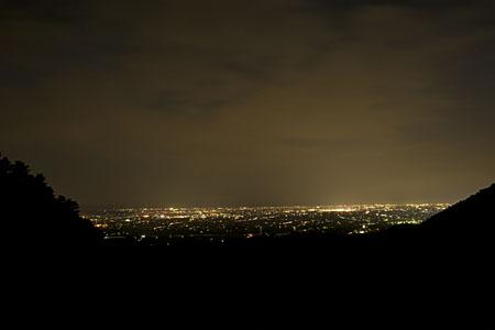 丸山の夜景