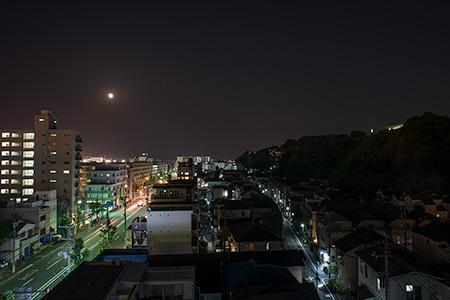 MEGAドン・キホーテ山下公園店 夜景フロアの夜景