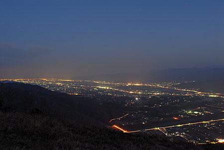 美村が丘の夜景