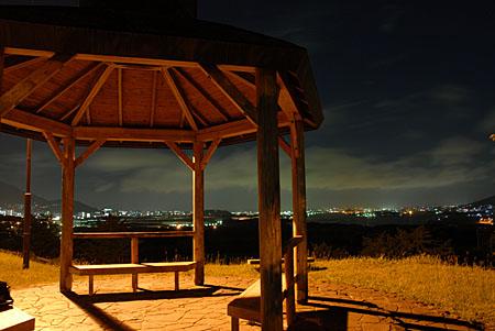 都島展望公園の夜景