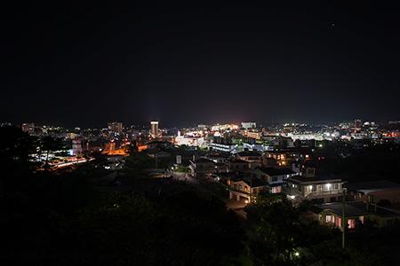 宮里公園の夜景